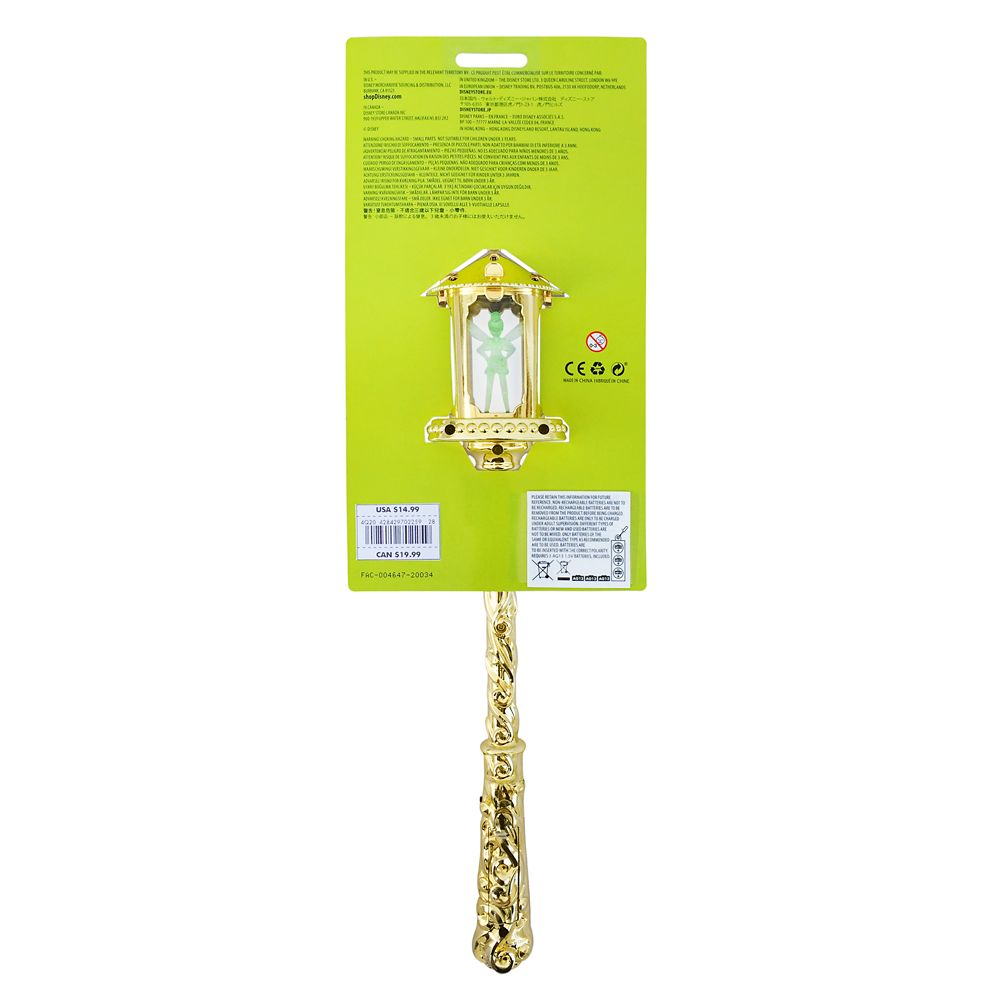 Tinker Bell Light-Up Wand – Peter Pan