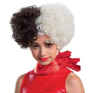 Cruella Wig for Tweens by Disguise – Live Action