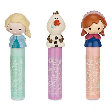 Frozen Lip Balm Set