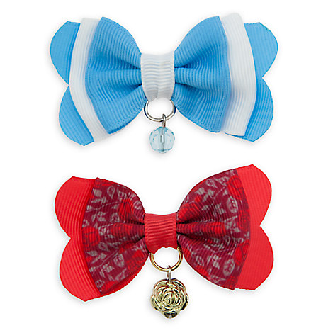 Belle Hair Bow Set