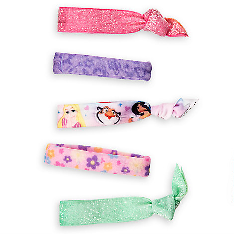 Disney Princess Hair Tie Set