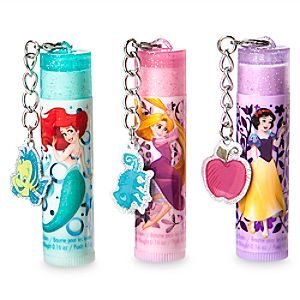 Disney Princess Flavored Lip Balm Set