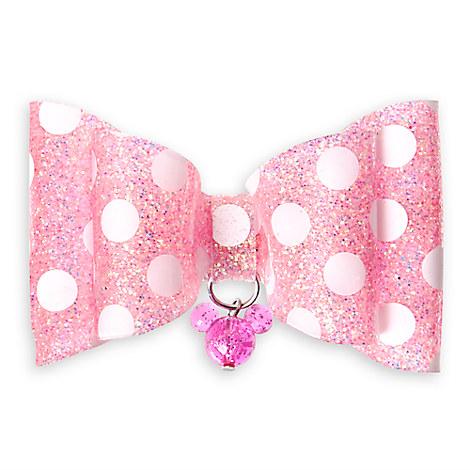 Minnie Mouse Hair Bow Clip