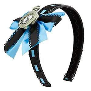 Alice Classic Costume Headband for Kids - Alice in Wonderland
