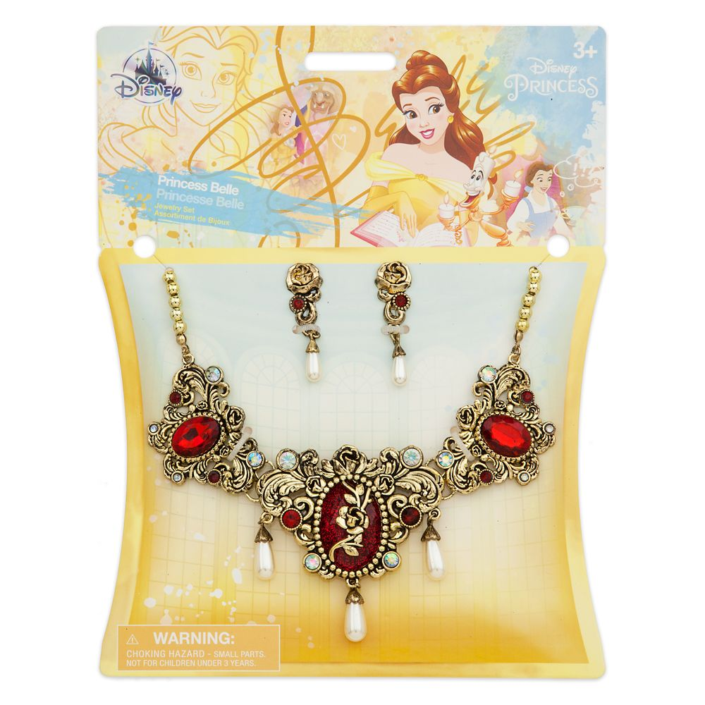 Belle Jewelry Set