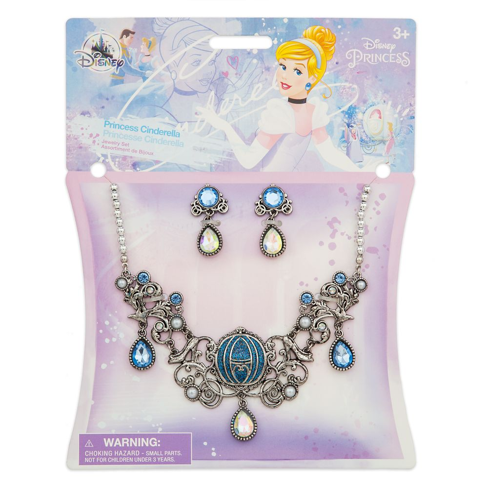 Cinderella Jewelry Set