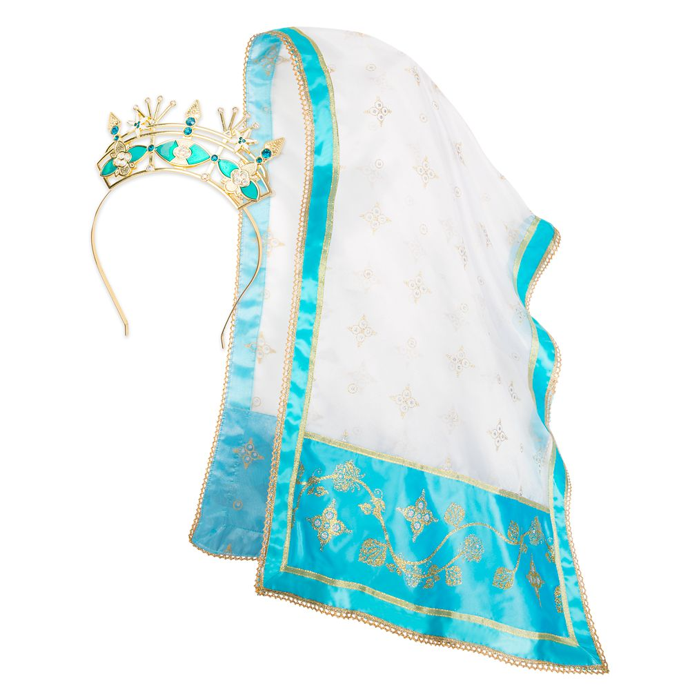 Jasmine Dreams Come True Costume Accessory Set – Aladdin – Live Action Film