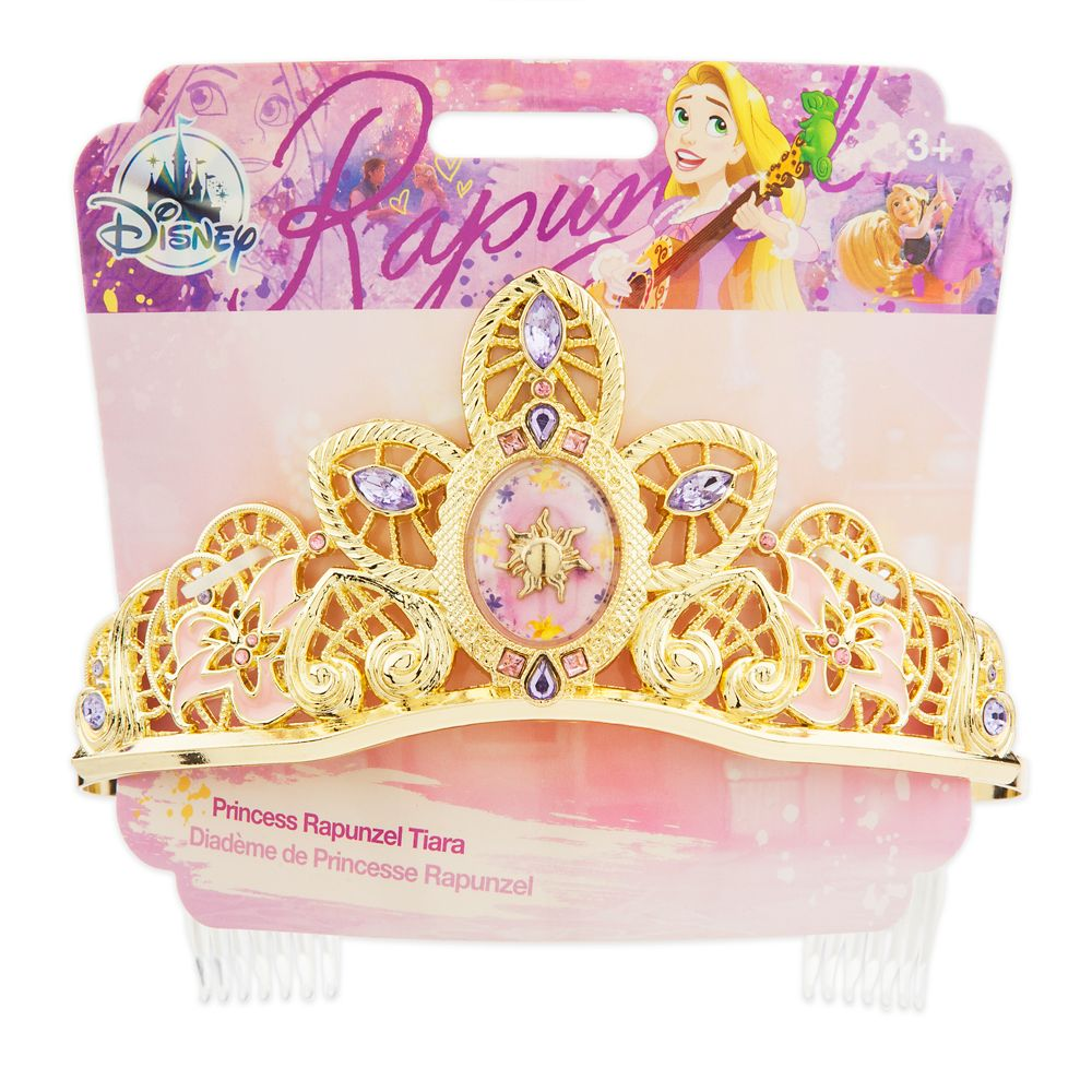 Rapunzel Tiara for Kids