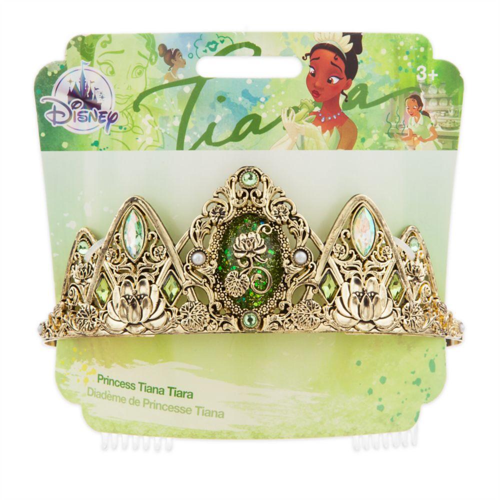 Tiana Tiara for Kids