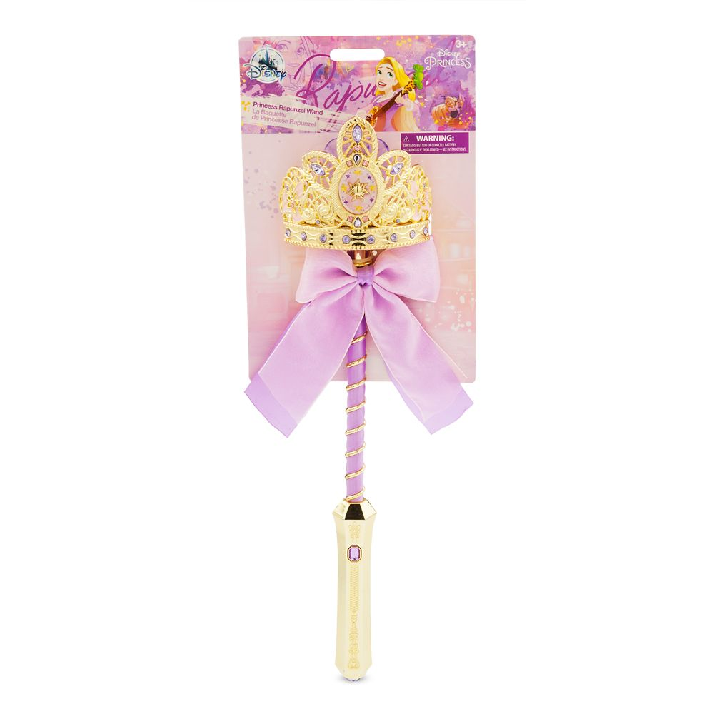 Rapunzel Light-Up Wand