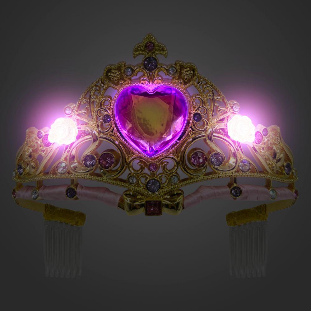 Disney Princess Light-Up Tiara for Kids