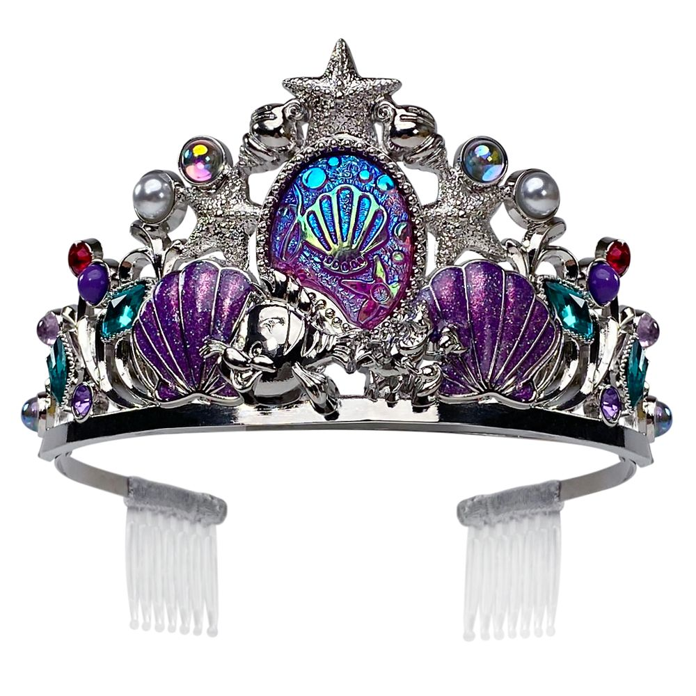 Ariel Tiara for Kids – The Little Mermaid