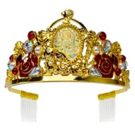 Belle Tiara for Kids – Beauty and the Beast