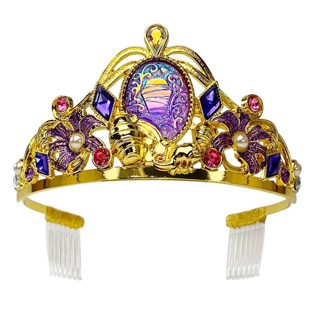Rapunzel Tiara for Kids – Tangled