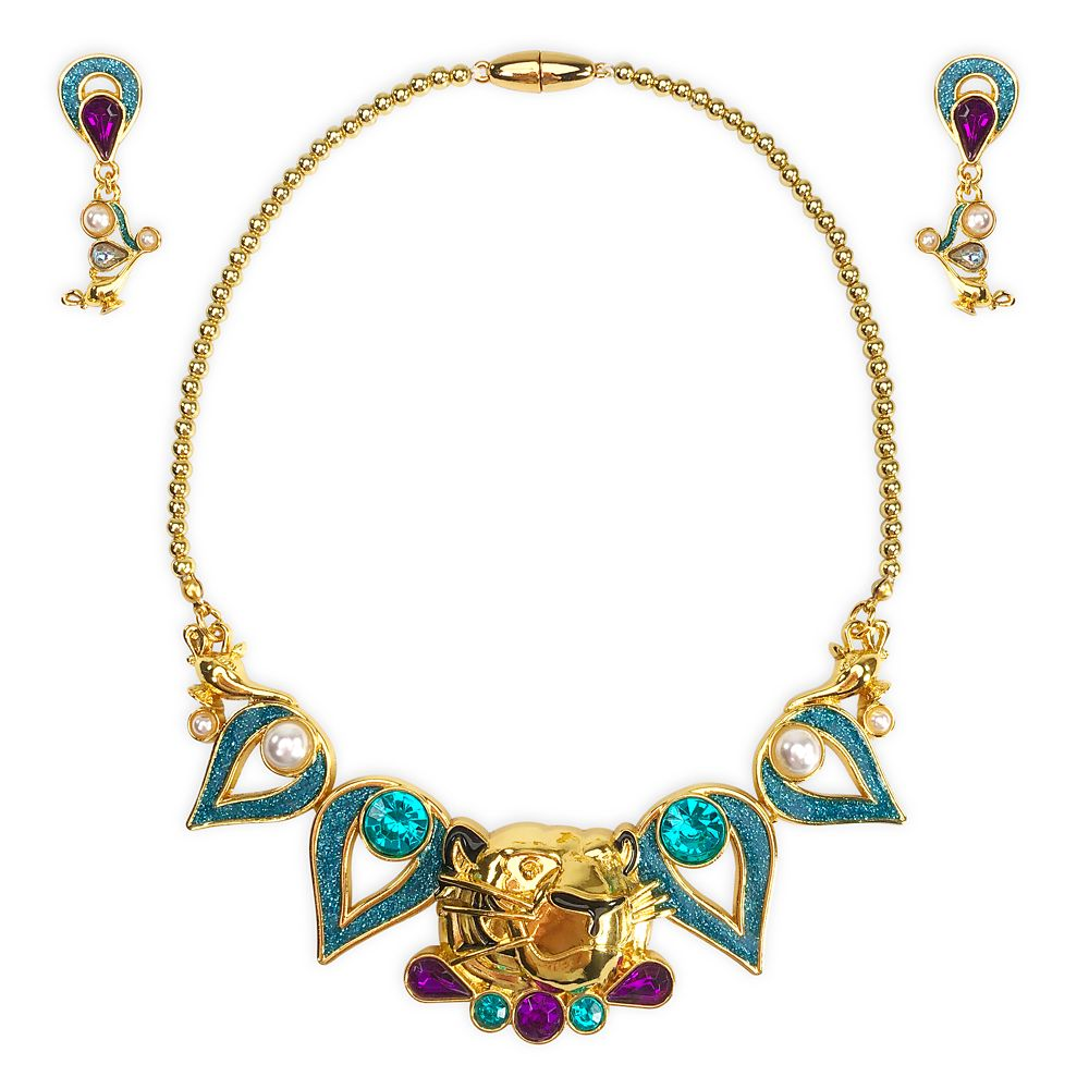 Jasmine Costume Jewelry Set for Kids – Aladdin