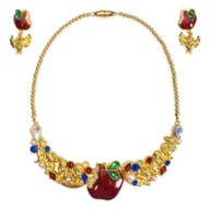 Snow White Costume Jewelry Set for Kids