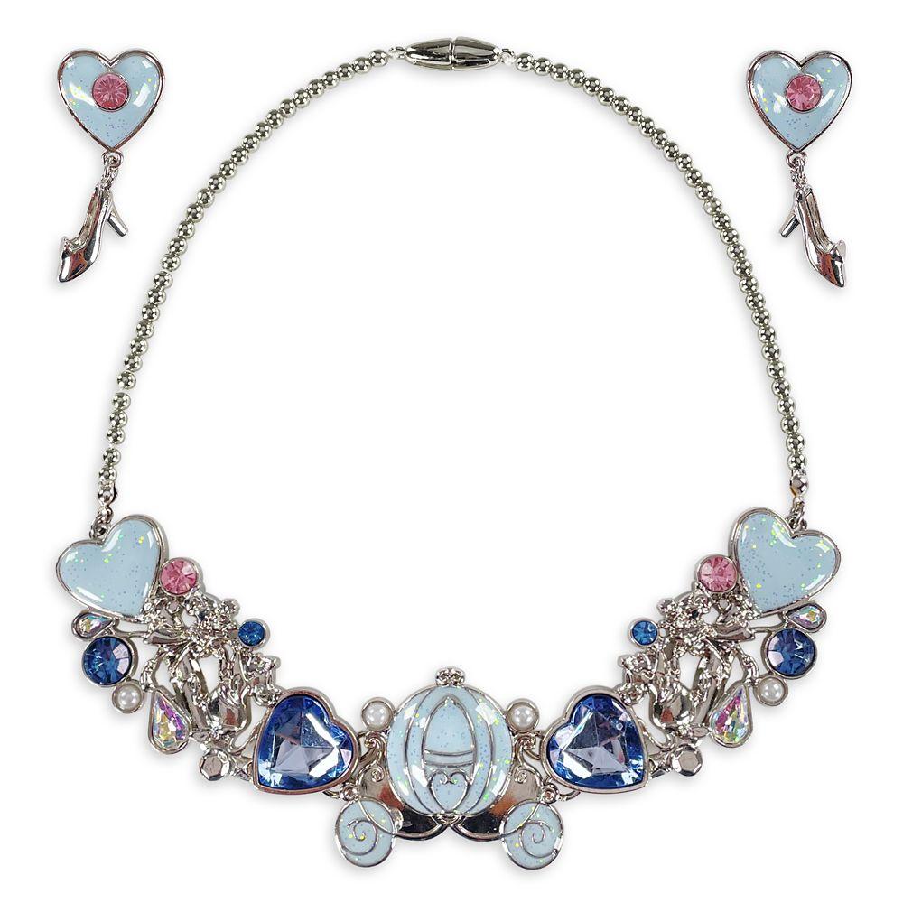 Cinderella Costume Jewelry Set for Kids