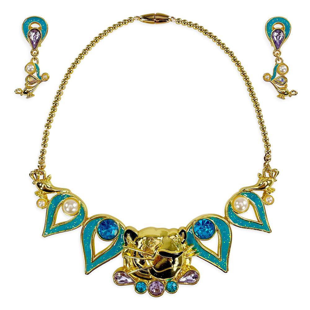 Jasmine Costume Jewelry Set for Kids – Aladdin