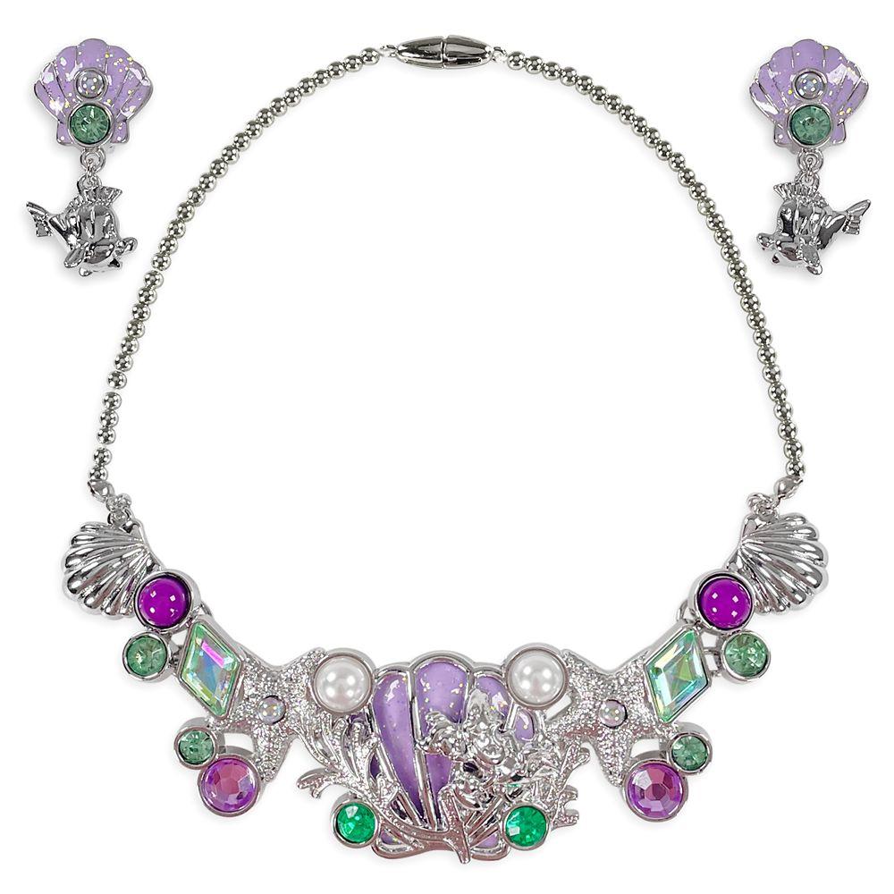 Ariel Costume Jewelry Set for Kids – The Little Mermaid