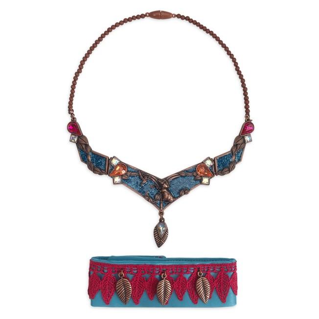 Pocahontas Costume Jewelry Set for Kids