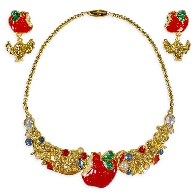 Snow White Costume Jewelry Set for Kids