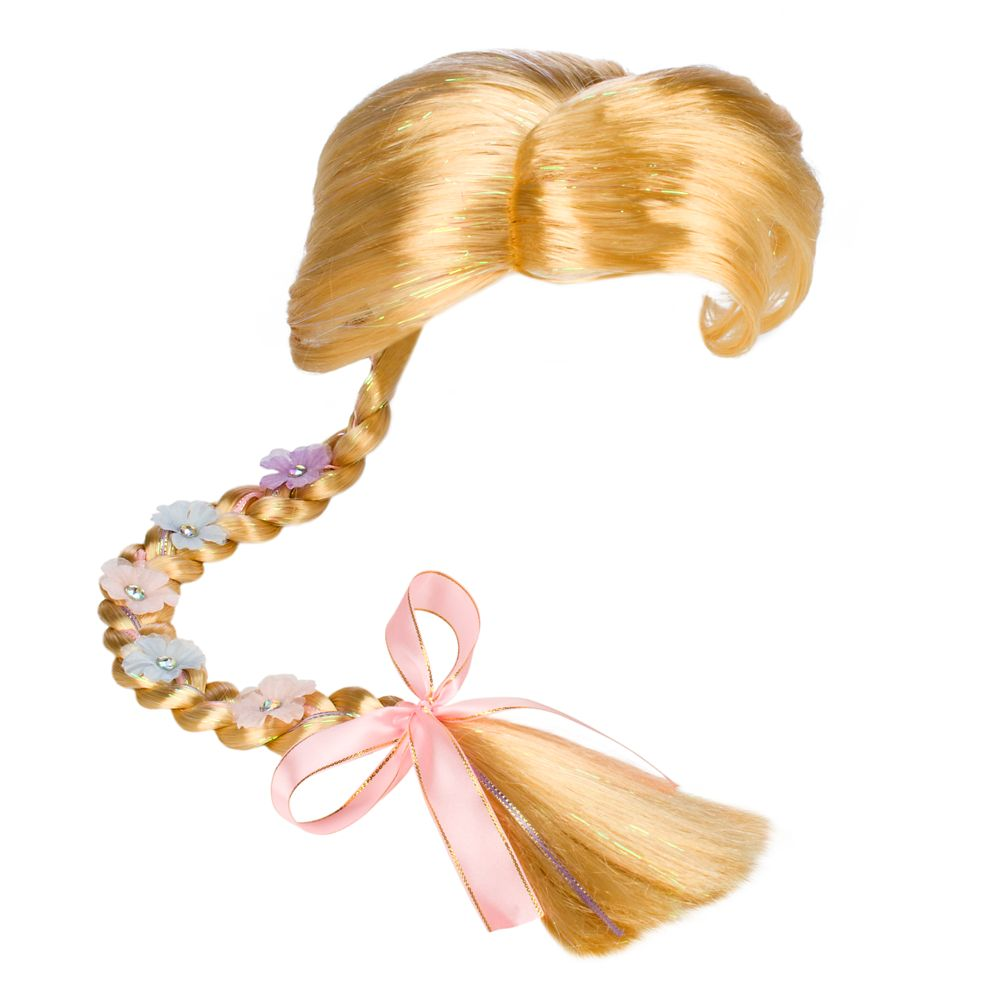 Rapunzel Wig with Braid