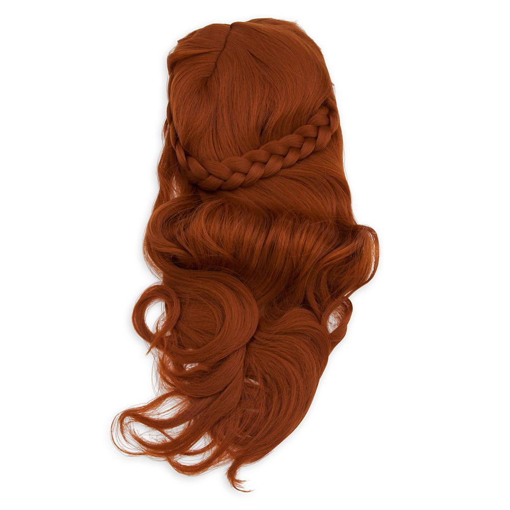 Anna Costume Wig for Kids – Frozen 2