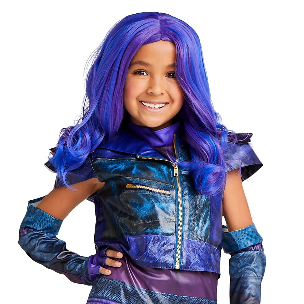 Mal Wig for Kids – Descendants 3
