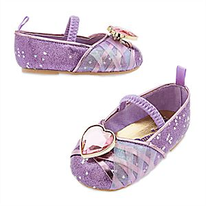 Rapunzel Costume Shoes for Baby