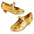 Belle Deluxe Costume Shoes for Kids - Live Action Film