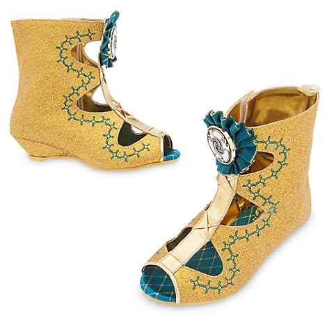 Merida Costume Shoes for Kids