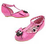 Minnie Mouse Costume Shoes for Kids