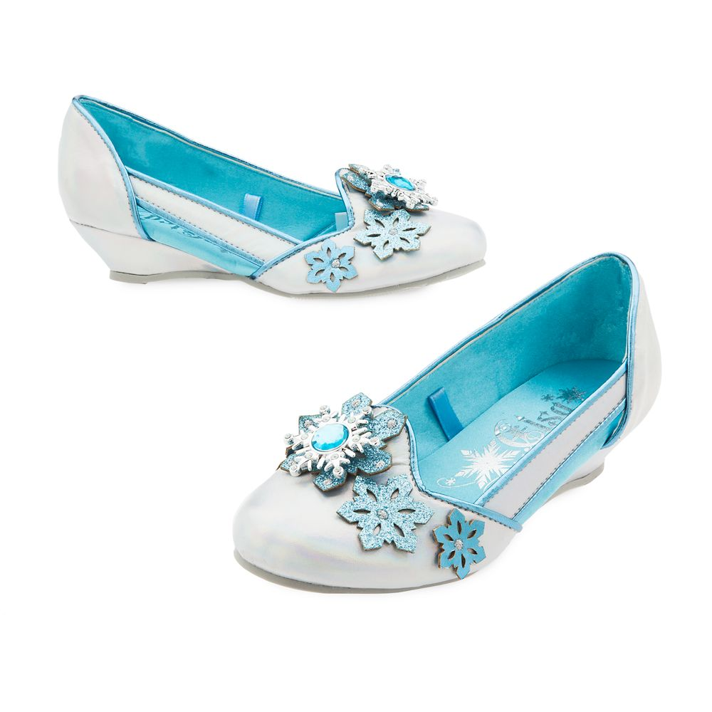 Elsa Wedges for Girls