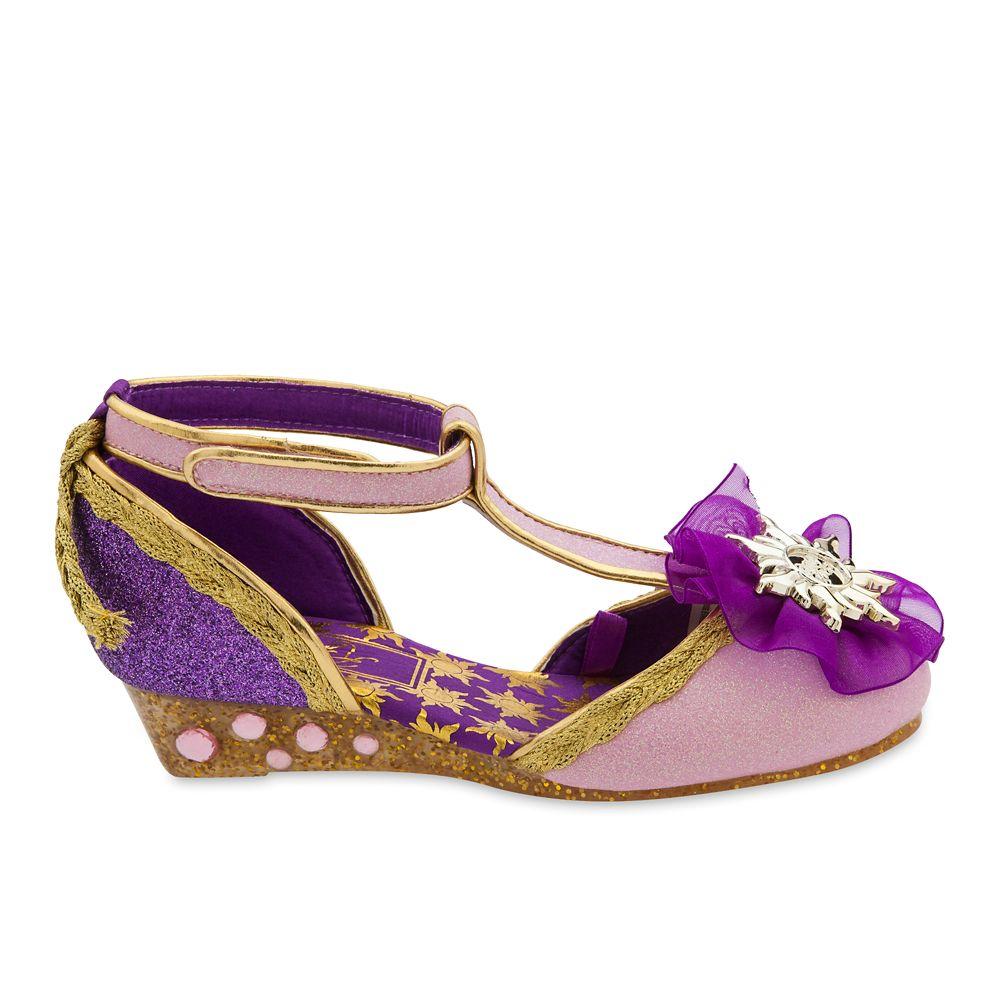 2657f9e6663b1 Rapunzel Costume Shoes for Kids