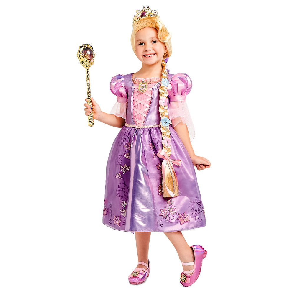 Rapunzel Costume Shoes for Kids – Tangled