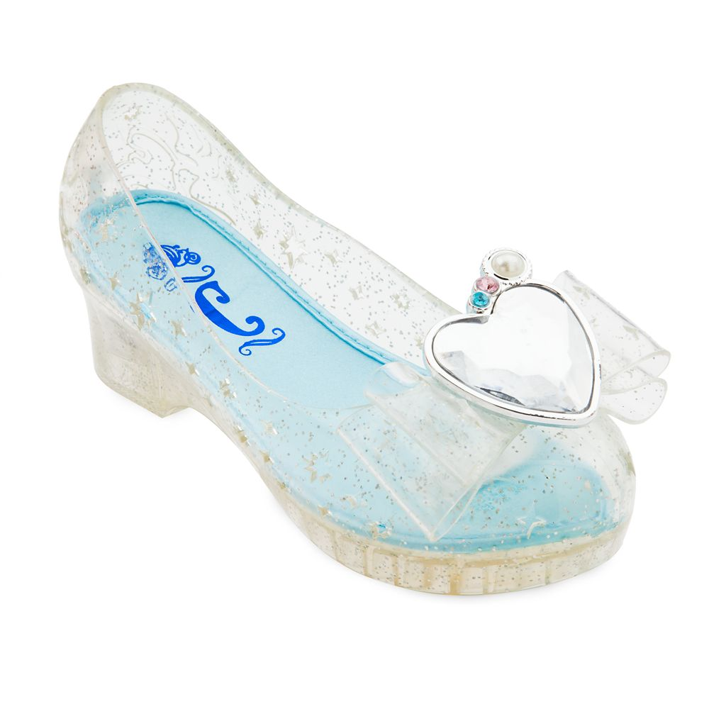 Cinderella Light-Up Costume Shoes for Kids