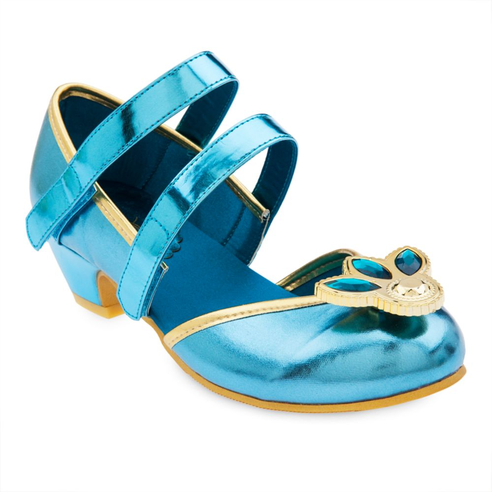 Jasmine Costume Shoes for Kids