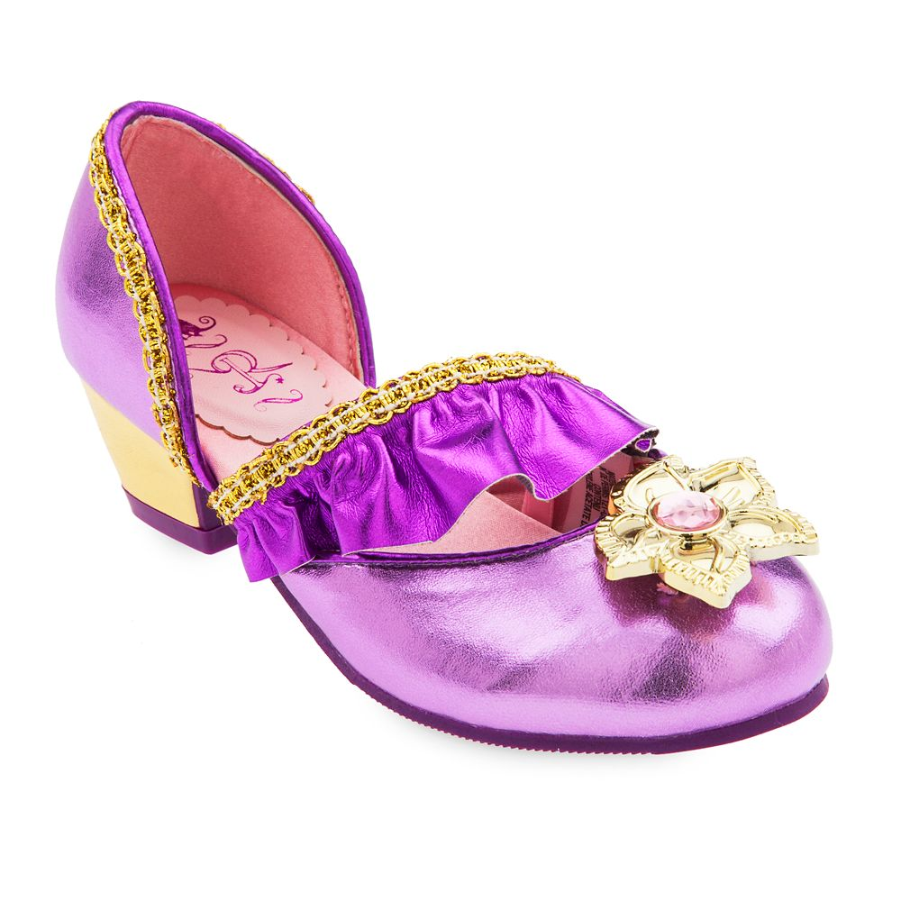Rapunzel Costume Shoes for Kids - Tangled