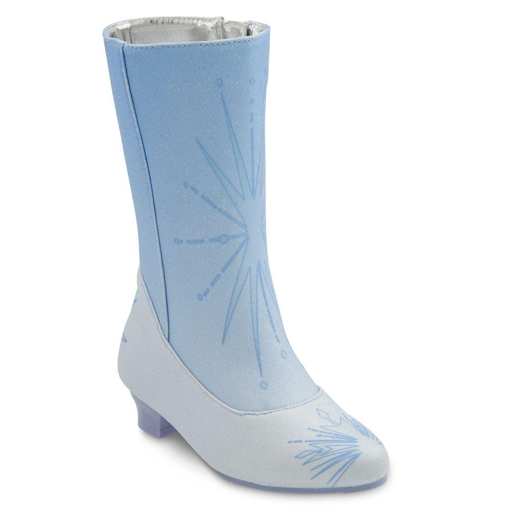 디즈니 '겨울왕국2' 엘사 코스튬 부츠 Disney Elsa Costume Boots for Kids – Frozen 2