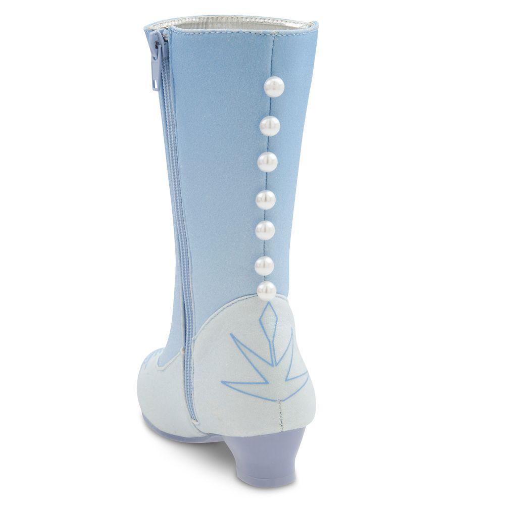 Elsa Costume Boots for Kids – Frozen 2