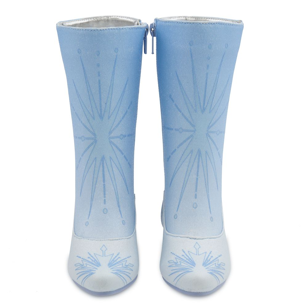 Elsa Costume Boots for Kids – Frozen 2