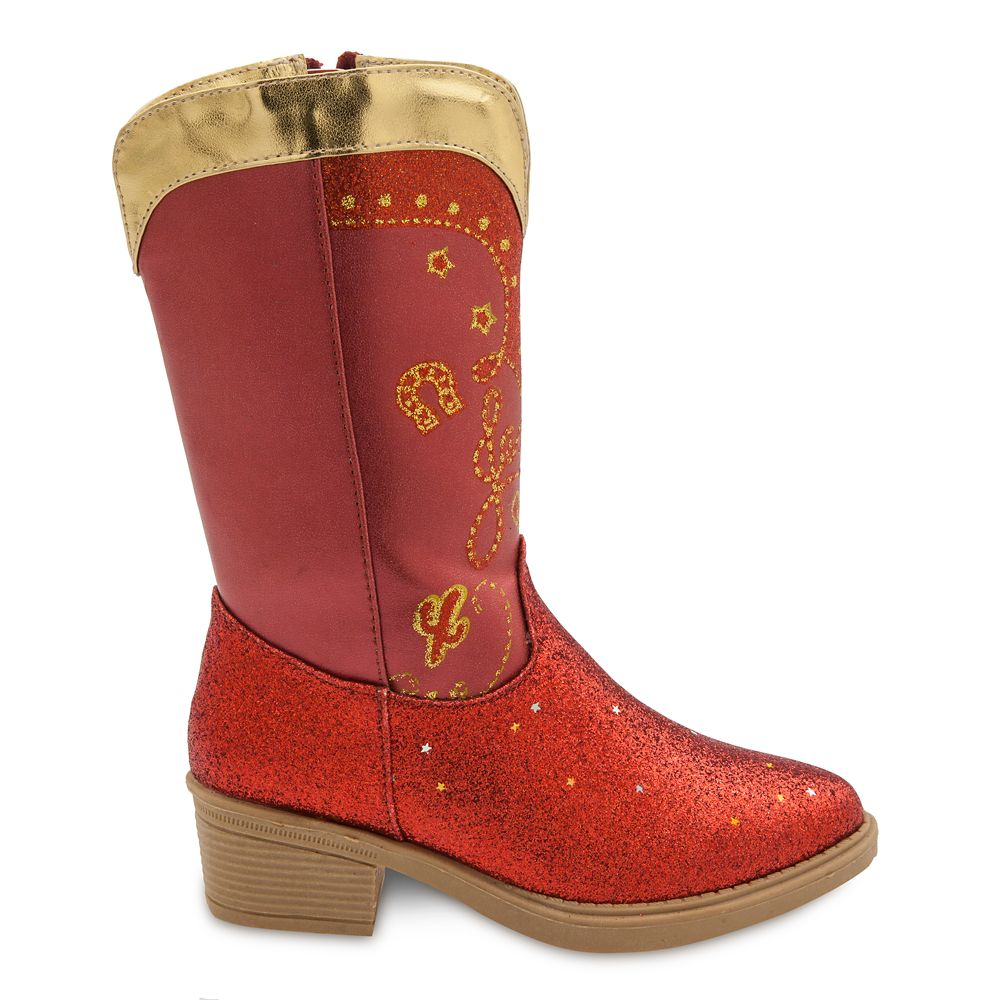 Jessie Cowgirl Boots for Kids – Toy Story