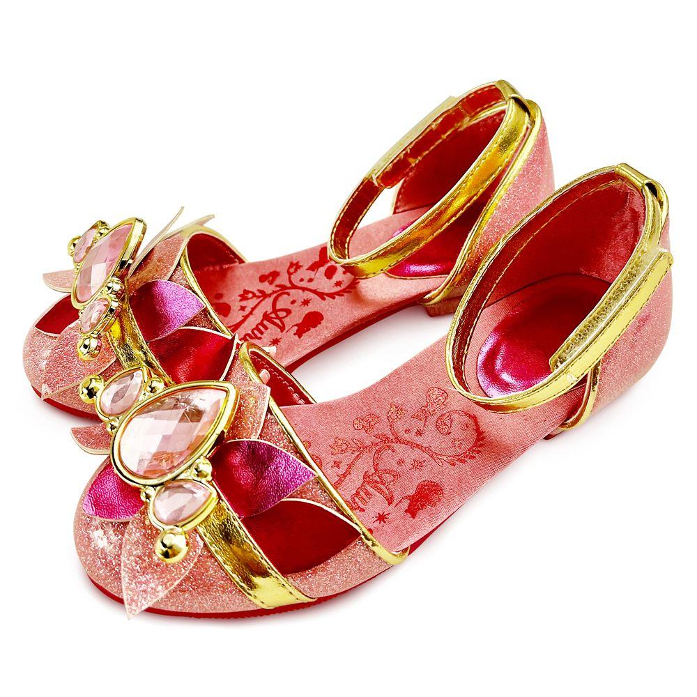 Aurora Costume Shoes for Kids – Sleeping Beauty