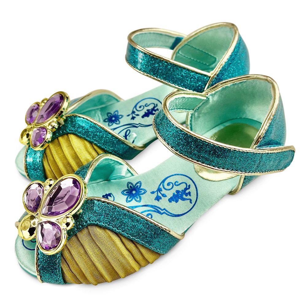 Jasmine Costume Shoes for Kids – Aladdin