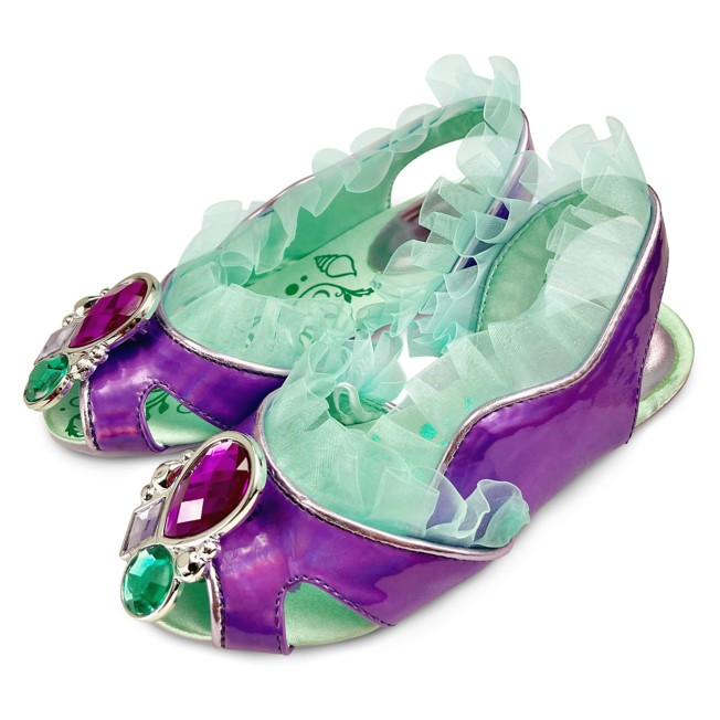 Ariel Costume Shoes for Kids – The Little Mermaid