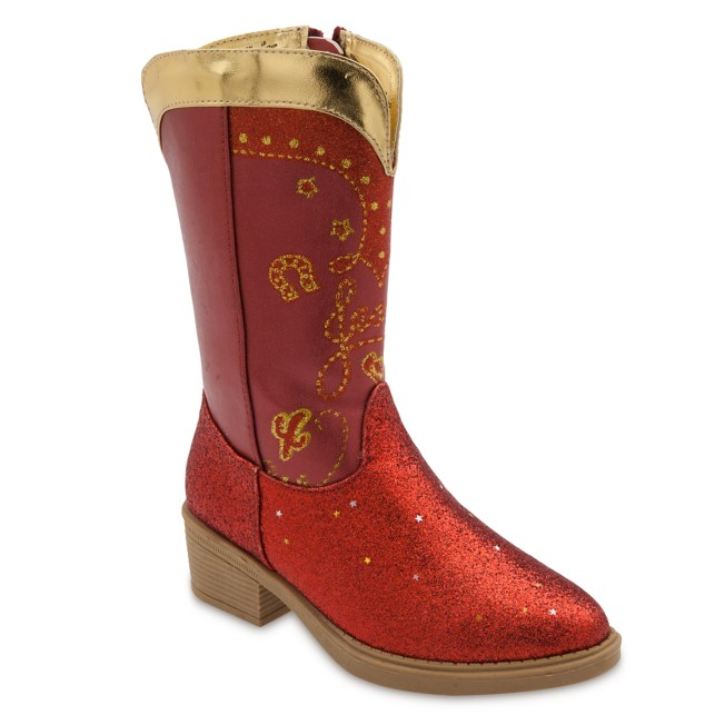 Jessie Cowgirl Boots for Kids –Toy Story 2