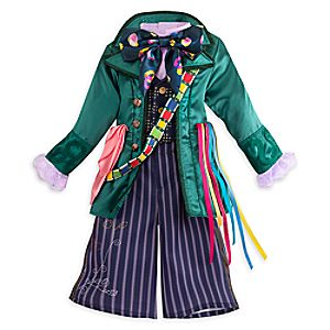 Mad Hatter Costume for Kids - Alice Through the Looking Glass