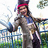 Captain Jack Sparrow Costume for Kids - Pirates of the Caribbean: Dead Men Tell No Tales