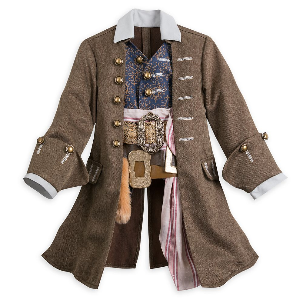 Captain Jack Sparrow Costume for Kids