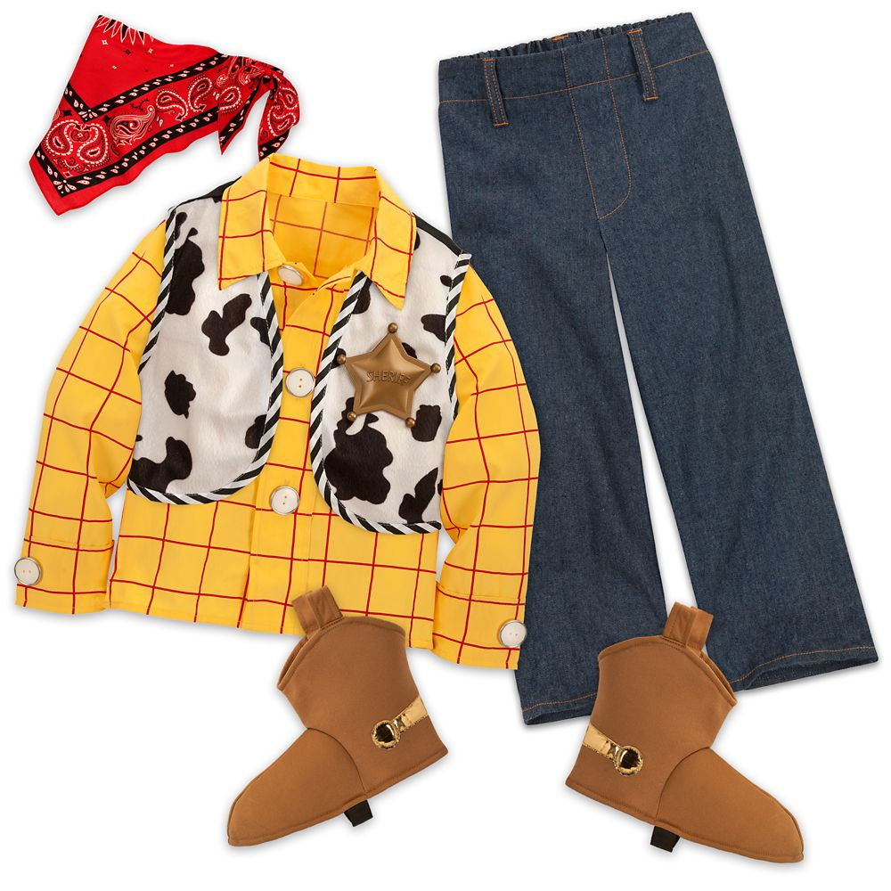Woody Costume for Kids Official shopDisney